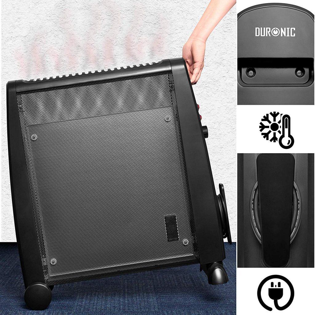 duronic hv101 radiateur electrique pas cher